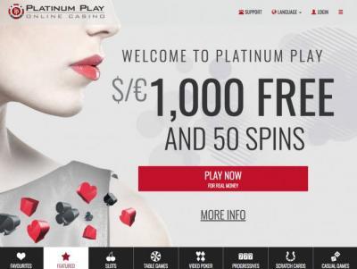 Platinum Play Casino En Ligne